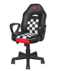 სკამი გეიმერებისათვის TRUST GXT 702 Ryon Junior Gaming Chair