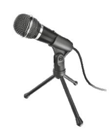 მიკროფონი Trust Starzz All-round Microphone for PC and laptop