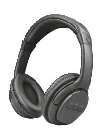 ყურსასმენი TRUST ZIVA BLUETOOTH WIRELESS HEADPHONES (22455)
