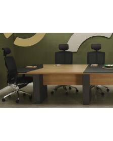 საკონფერენციო მაგიდა BIELA REN-BIE.05.40/Marb.-Ant, REN-213015