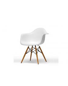 ბარის სკამი პლასტიკური ზედაპირით DLF-1619#/White, DLF-902276