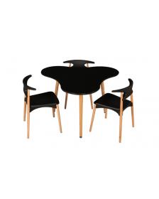 ბარის მაგიდა ყავისფერი DLF-T13, DLF-902219