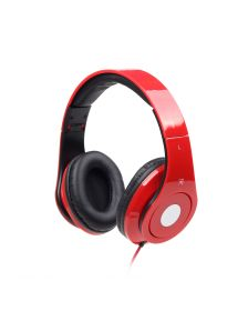 ყურსასმენი GEMBIRD MHS-DTW-BK Detroit red