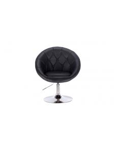 ბარის სკამი შავი, MT-CL-7060SB/Full Black, MT-928608