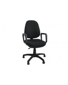 სავარძელი ნაჭრის ზედაპირით, შავი, Ns-Comfort-C11, GTP-900291