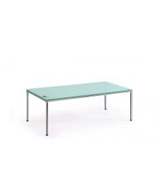 ჟურნალის მაგიდა QI-618FL(White), QI-911218