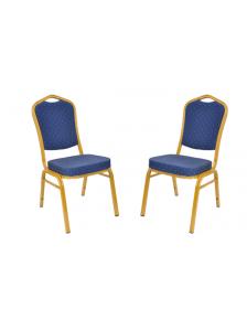 რესტორნის სკამი ლურჯი, TQ-S-707, TQ-922053