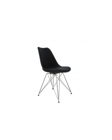 ბარის სკამი შავი, TW-T826-8, TW-928513