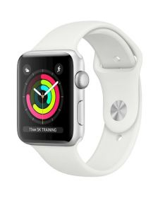 სმარტ საათი Apple Watch Series 3 A1858  (MTEY2FS/A) White