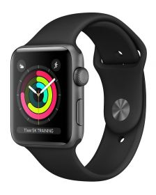 სმარტ საათი Apple Watch Series 3 A1859 (MTF32FS/A) Space Grey