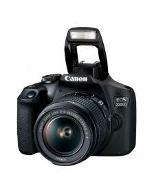 სარკული ფოტოაპარატი Canon EOS 2000D(2728C008AA)
