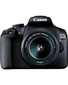 ფოტოაპარატი Canon EOS/ 2000D EF-S 18-55mm IS II
