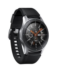 სმარტ საათი Samsung Galaxy Watch 46mm (SM-R800NZSASER) Silver Steel