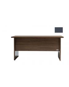 მაგიდა 140*69*75სმ, ხის ფეხით, ტ- 3.0, ალუბალი/ანტრაციტი, AGENA, REN-AGN.01.14, REN-213031