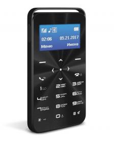მობილური ტელეფონი HIPER C-01BLK