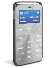 მობილური ტელეფონი HIPER C-01SLV
