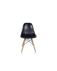 ბარის სკამი DLF-1618, DLF-902201 შავი