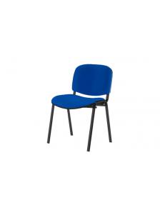 """საოფისე სკამი ნაჭრის ზედაპირით """"Iso"""", ლურჯი, (ნოვი სტილი, უკრაინა), Ns-900156"""