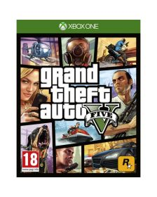 თამაში Microsoft Grand Theft Auto V \Xbox one