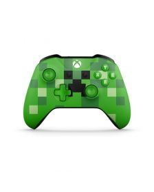 ჯოისტიკი Microsoft Xbox One Minecraft Creeper