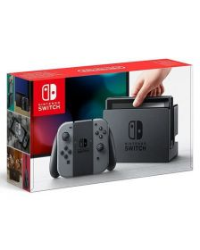 სათამაშო კონსოლი Nintendo Switch Console with Grey Joy-Con \Switch