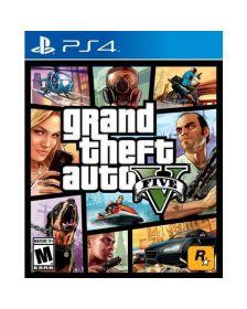 Sony Grand Theft Auto V (5) \PS4