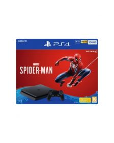 სათამაშო კონსოლი Sony Playstation 4 Console 500GB Slim with  Spider-Man /PS4