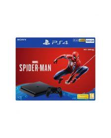 სათამაშო კონსოლი Sony Playstation 4 Console 500GB Slim with  Spider-Man /PS4