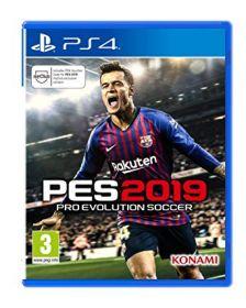 თამაში Pro Evolution Soccer 2019 Pes