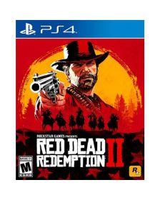თამაში Sony Red Dead Redeption 2 \PS4