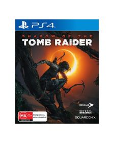 თამაში Sony Shadow Of The Tomb Rider \PS4