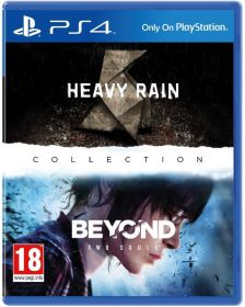 თამაში Sony The Heavy Rain & Beyond Two Souls -collection\ PS4