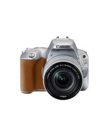ფოტოაპარატი Canon EOS 200D kit 18-55 IS STM Silver (2256C006AA)