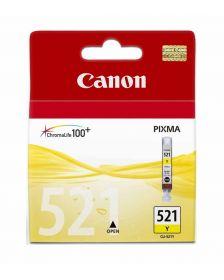 კარტრიჯი CANON CLI-521 (2936B004AA) Yellow