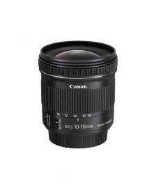 ობიექტივი Canon EF-S 10-18mm f/4.5-5.6 IS STM Black