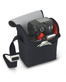 ფოტოაპარატის ჩანთა Manfrotto AMICA 30 SHOULDER BLACK STILE P MB SV-SB-30BB