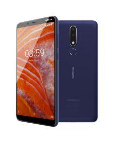 მობილური ტელეფონი Nokia 3.1 Plus Dual Sim 3GB RAM 32GB LTE Blue