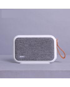 უსადენო ბლუთუს დინამიკი Remax Portable Fabric Bluetooth Speaker RB-M16
