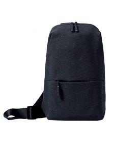 ნოუთბუქის ჩანთა Xiaomi City Sling Bag Black