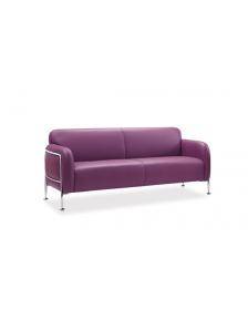 დივანი QI-2068,3/PU/1104ZS#(Purple), QI-911202 იასამნისფერი