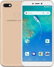 მობილური ტელეფონი General Mobile GM8 Go Dual Sim LTE (4.5G) Gold