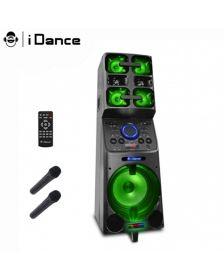 კარაოკე დინამიკი iDANCE Megabox 8000 Portable Speaker 1000 Watts