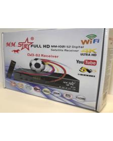 რესივერი  MM.STAR-1021 RECEIVER S-2 FULL HD