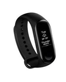 SMART საათი Xiaomi Fitness bracelet Mi Band 3