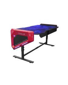კომპიუტერის მაგიდა E-Blue E-Sport Arena RGB (EGT003BKAA-IA)