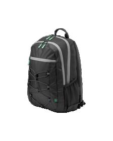 ზურგჩანთა HP 15.6 Active Black Backpack (1LU22AA)