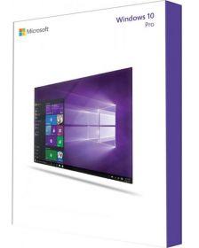 ლიცენზირებული Microsoft FQC-08929 Win Pro 10 x64 Eng 1PK DSP OEI DVD