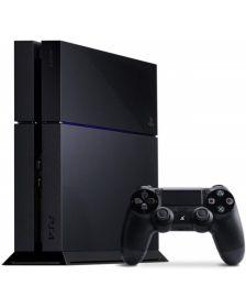 კონსოლი Sony Playstation 4 console 500GB (Split Bundle)  Black