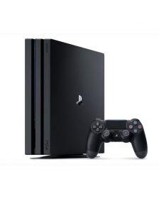 კონსოლი Sony Playstation 4 PRO console 1TB Black  White BOX (Split Bundle)/PS4