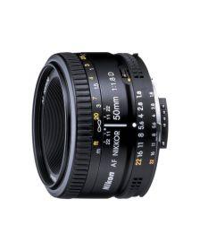 ობიექტივი Nikkor 50mm f/1.8D